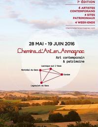 CHEMINS D'ART EN ARMAGNAC