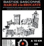 MARCHÉ À LA BROCANTE