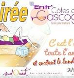 SOIRÉE ENTR'CÔTES DE GASCOGNE A L'ALAMBOUTIC A FOURCES