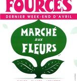 MARCHE AUX FLEURS DE FOURCES