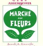 MARCHÉ AUX FLEURS DE FOURCÈS