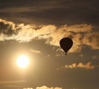 BALLOONS OVER FRANCE