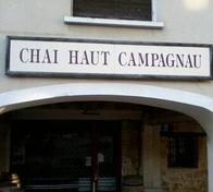 DOMAINE HAUT CAMPAGNAU