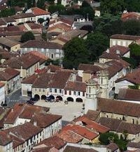MARCHÉ DE PRODUCTEURS BIO A VALENCE SUR BAÏSE - Valence-sur-Baïse