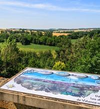TABLE D'ORIENTATION VALENCE SUR BAÏSE - Valence-sur-Baïse