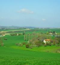 VILLAGE DE LARROQUE SAINT SERNIN - Larroque-Saint-Sernin