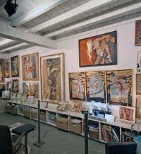 ATELIER D'ARTISTES PEINTRES - Montréal