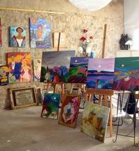 ATELIER GALERIE D'ART - Fourcès