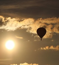 BALLOONS OVER FRANCE - Condom