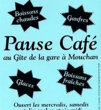 PAUSE CAFÉ - Mouchan