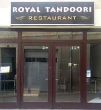ROYAL TANDOORI - Condom