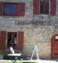 OFFICE DE TOURISME DE LA TENAREZE - LARRESSINGLE - Larressingle