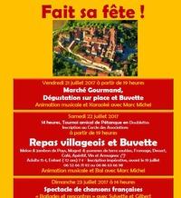 FÊTES DE SAINT-ORENS-POUY-PETIT - Saint-Orens-Pouy-Petit