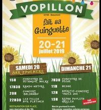 FÊTE DU HAMEAU DE VOPILLON - Beaumont