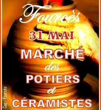 ANNULÉ : MARCHÉ AUX POTIERS ET CÉRAMISTES - Fourcès