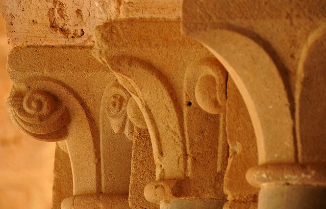 ABBAYE CISTERCIENNE DE FLARAN (XII - XVIIIème) 2 - Valence-sur-Baïse