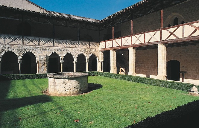 ABBAYE CISTERCIENNE DE FLARAN (XII - XVIIIème) 5 - Valence-sur-Baïse