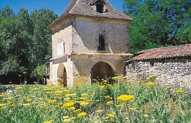 ABBAYE CISTERCIENNE DE FLARAN (XII - XVIIIème) 7 - Valence-sur-Baïse