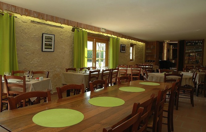 RESTAURANT AUBERGE DE LARRESSINGLE 6 - Larressingle