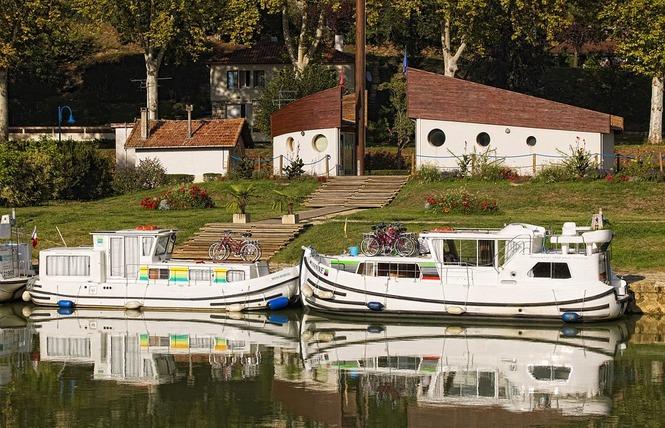 HALTE NAUTIQUE DE VALENCE-SUR-BAÏSE 1 - Valence-sur-Baïse