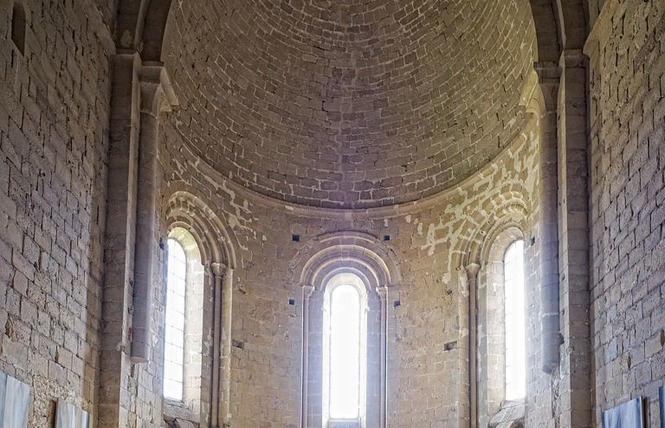 ABBAYE CISTERCIENNE DE FLARAN (XII - XVIIIème) 6 - Valence-sur-Baïse