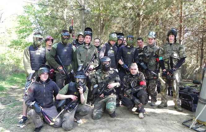 PAINTBALL ARM' MANIAC 1 - Cazeneuve