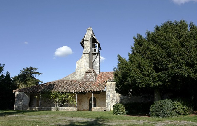 DOMAINE DE CHIROULET 3 - Larroque-sur-l'Osse