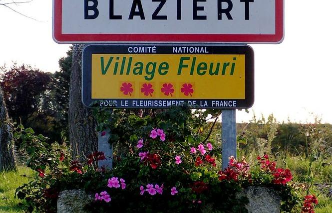 VISITES GUIDÉES ESTIVALES DU VILLAGE FLEURI DE BLAZIERT 7 - Blaziert