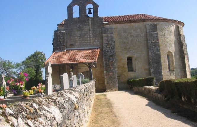 ÉGLISE DE VOPILLON - BEAUMONT 1 - Beaumont
