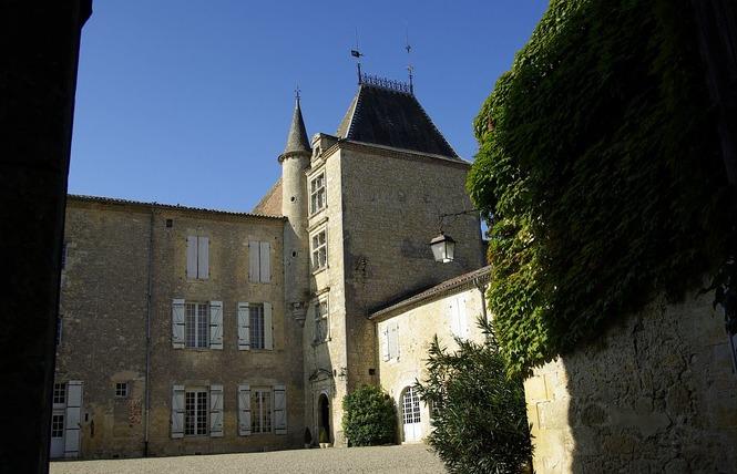 CHÂTEAU DE MONS 14 - Caussens