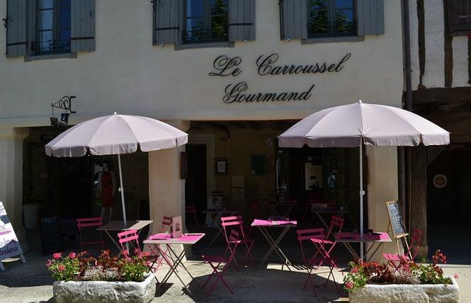 LE CARROUSSEL GOURMAND 1 - Fourcès