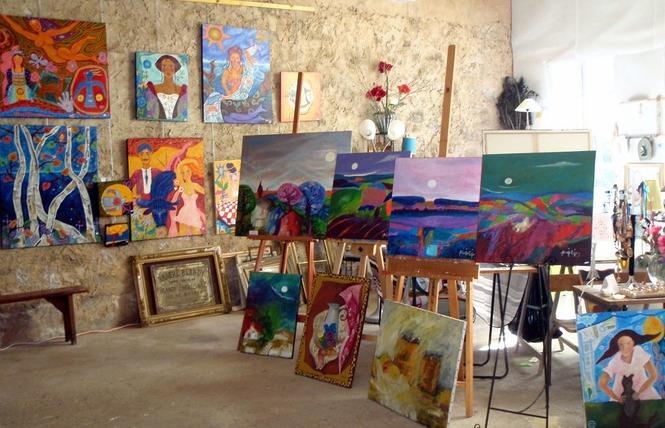 ATELIER GALERIE D'ART 1 - Fourcès