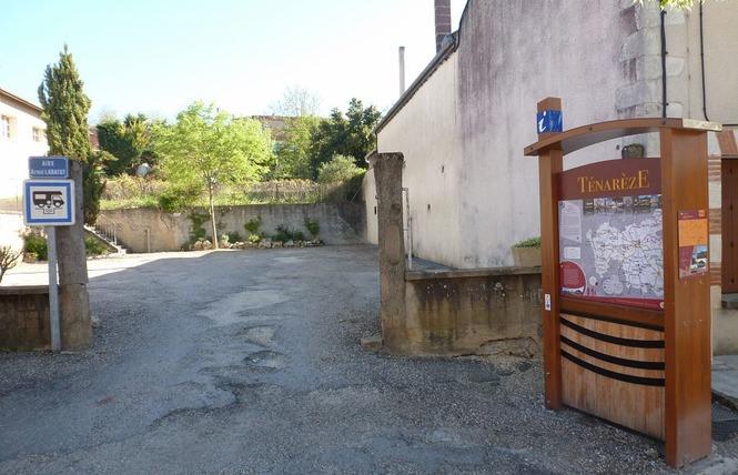 AIRE COMMUNALE GRANDE RUE 1 - Saint-Puy