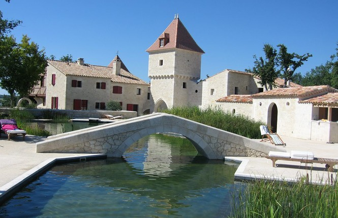 LE PIGEONNIER 4 - Castelnau-sur-l'Auvignon