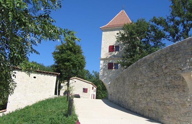 LE PIGEONNIER 2 - Castelnau-sur-l'Auvignon