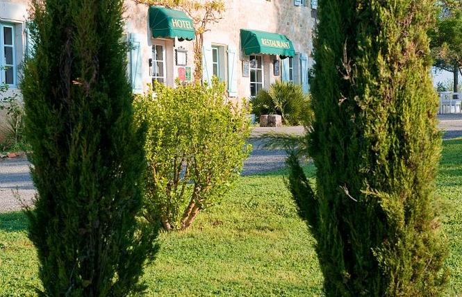 RESTAURANT LA FERME DE FLARAN 12 - Valence-sur-Baïse