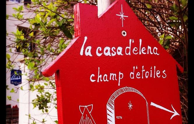 LE CHAMP D'ETOILES - GÎTE D'ETAPE 8 - Condom