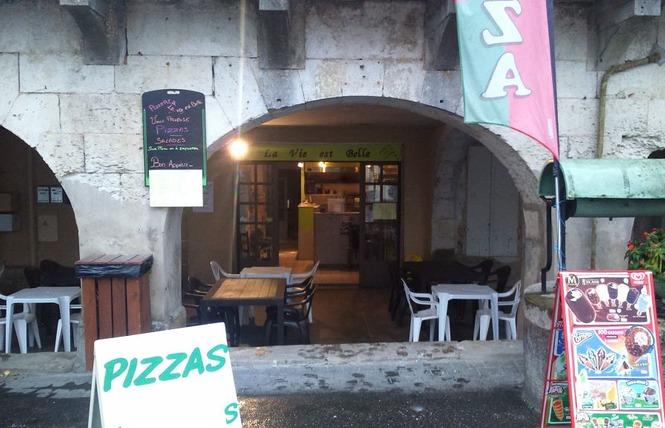 PIZZERIA LA VIE EST BELLE 9 - Valence-sur-Baïse