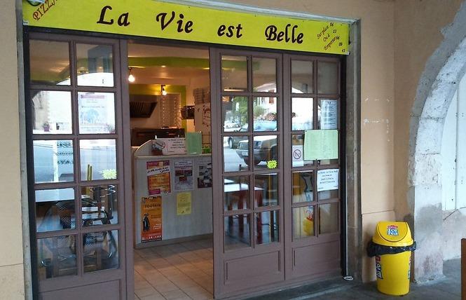 PIZZERIA LA VIE EST BELLE 1 - Valence-sur-Baïse