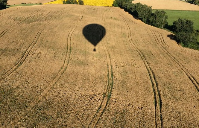 BALLOONS OVER FRANCE 4 - Condom