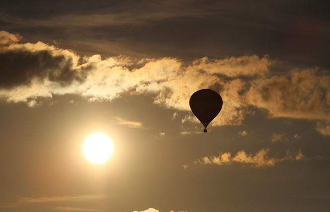 BALLOONS OVER FRANCE 1 - Condom