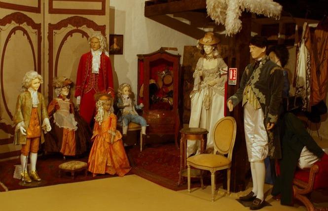MONDE ET MERVEILLES MUSÉE DE L'HISTOIRE DU COSTUME 1 - Valence-sur-Baïse