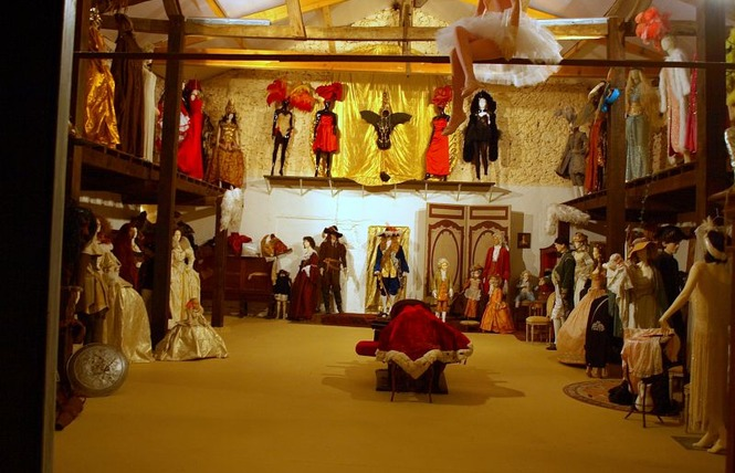 MONDE ET MERVEILLES MUSÉE DE L'HISTOIRE DU COSTUME 2 - Valence-sur-Baïse
