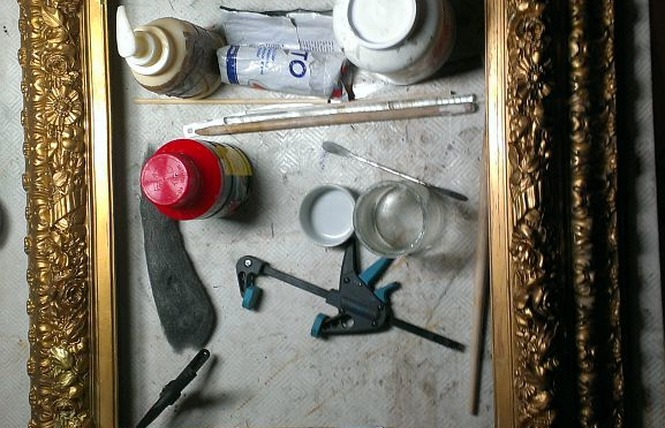 ATELIER DE RESTAURATION D'OEUVRES PEINTES PHILIPPE BOLAC 6 - Condom