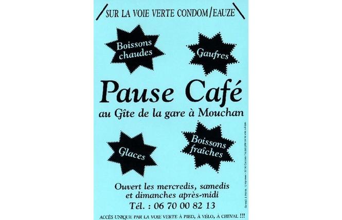 PAUSE CAFÉ 1 - Mouchan