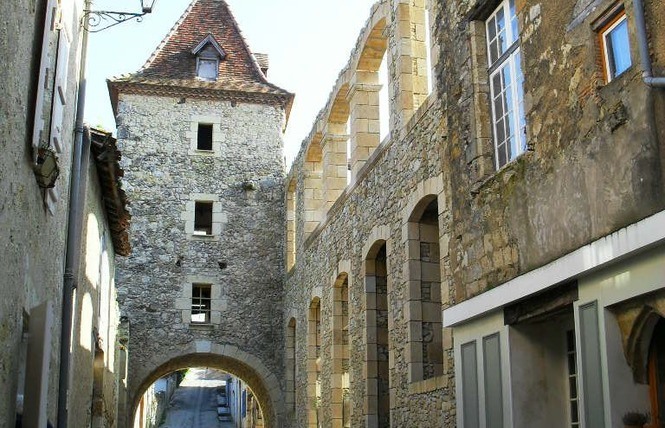 VILLAGE DE SAINT PUY 15 - Saint-Puy