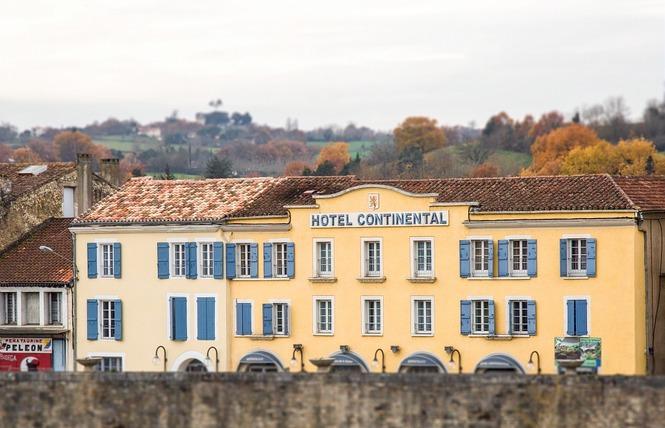 SÉJOUR ROMANTIQUE À L'HOTEL CONTINENTAL 4 - Condom