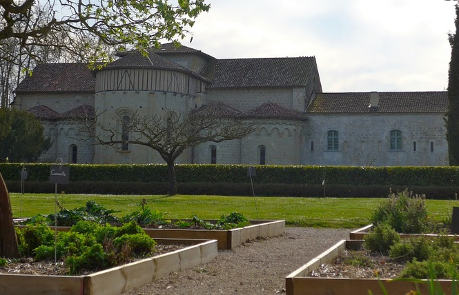 LES JARDINS DE L'ABBAYE DE FLARAN 3 - Valence-sur-Baïse