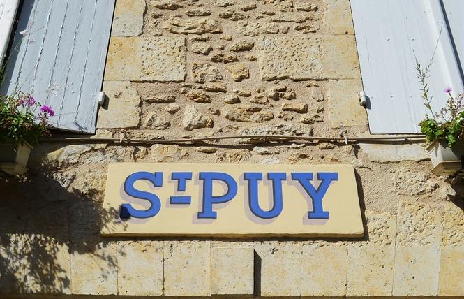 VILLAGE DE SAINT PUY 14 - Saint-Puy