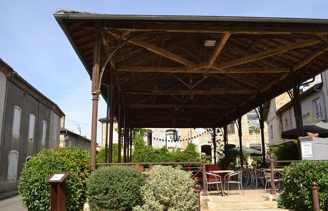 VILLAGE DE SAINT-PUY 13 - Saint-Puy
